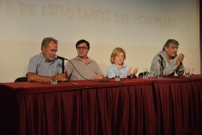 El Ing. Jorge Omar Del Gener fue uno de los oradores del encuentro