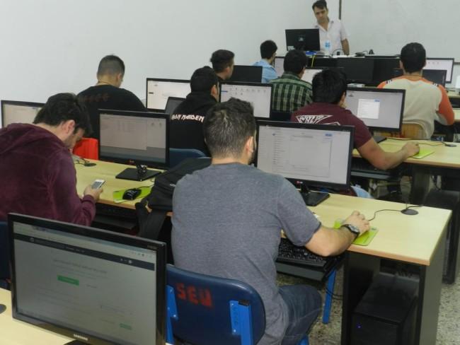 Hubo charlas y actividades prácticas vinculadas con software libre