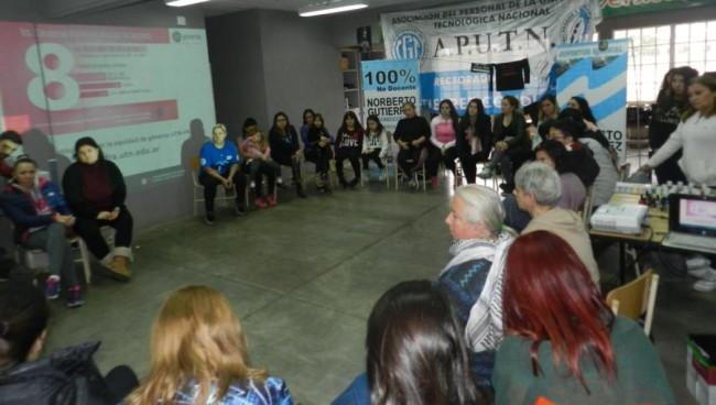El encuentro tuvo lugar en el Campus Villa Domínico