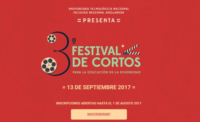 Nueva edición del Festival de Cortos para la Educación en la Diversidad