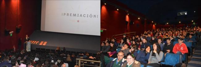 El Espacio INCAA Gaumont fue sede de un nuevo festival de cortos