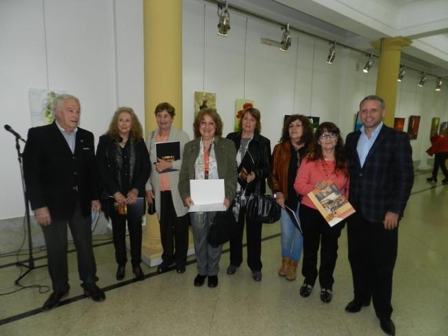 El Hall de las Artes recibió una nueva exposición colectiva