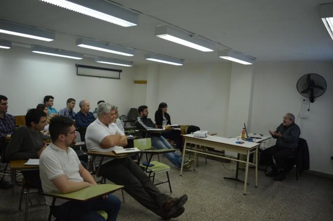 El curso comenzó el sábado 7 de octubre