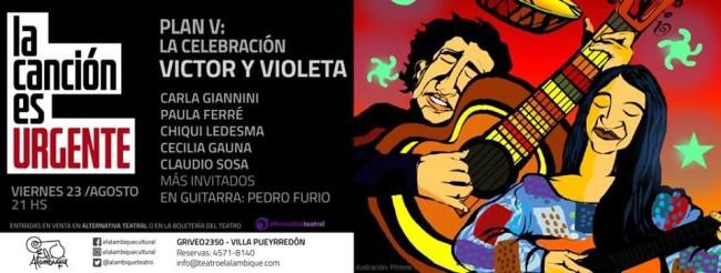 victor y violeta