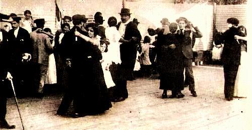 los origenes del tango
